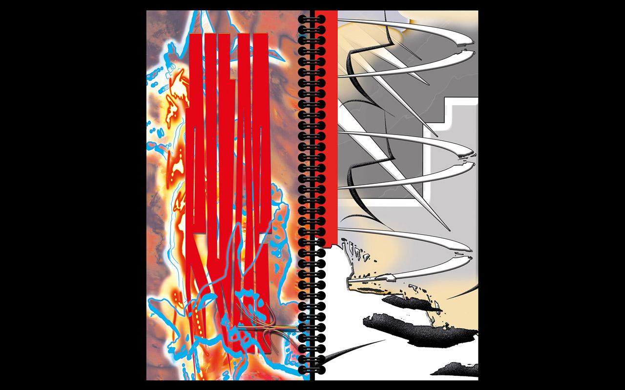 08 Presentbooks mockup 4 pb collide24 - Form follows feelings