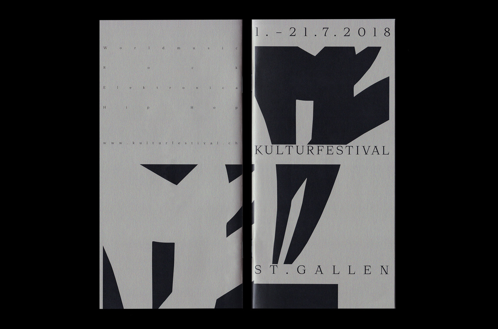 collide24 2 kulturfestival st gallen - combining graphic design with musical and cultural roots