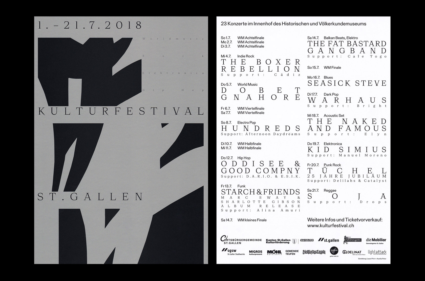 collide24 4 kulturfestival st gallen - combining graphic design with musical and cultural roots