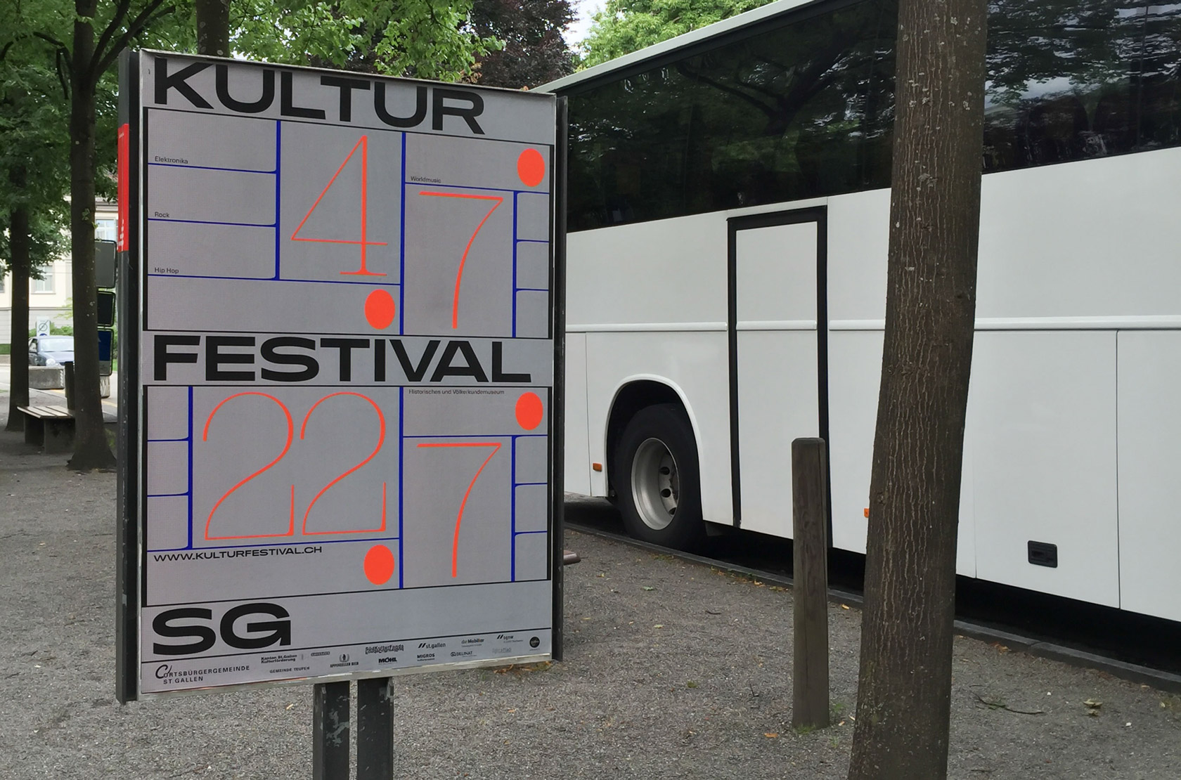 collide24 6 kulturfestival st gallen - combining graphic design with musical and cultural roots