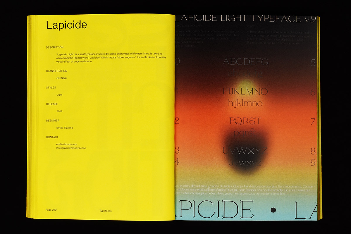 13 collide24 leonhard laupichler typebook - Typography as a visualisation of emotions