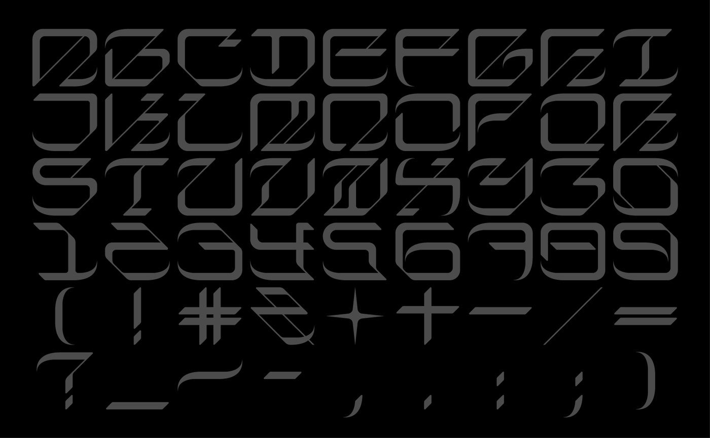 06 collide24 Jose Houdini  Fabio Florez - 'Mughal' typeface turned from a game into an on-going collaboration