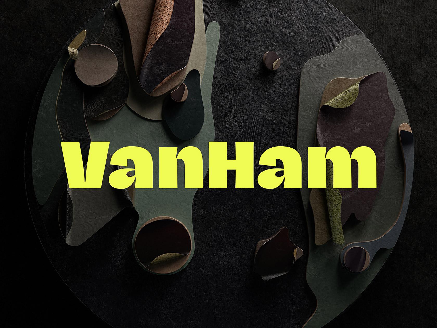 VanHam by Vitaly Grossmann, Dean Giffin, John Black