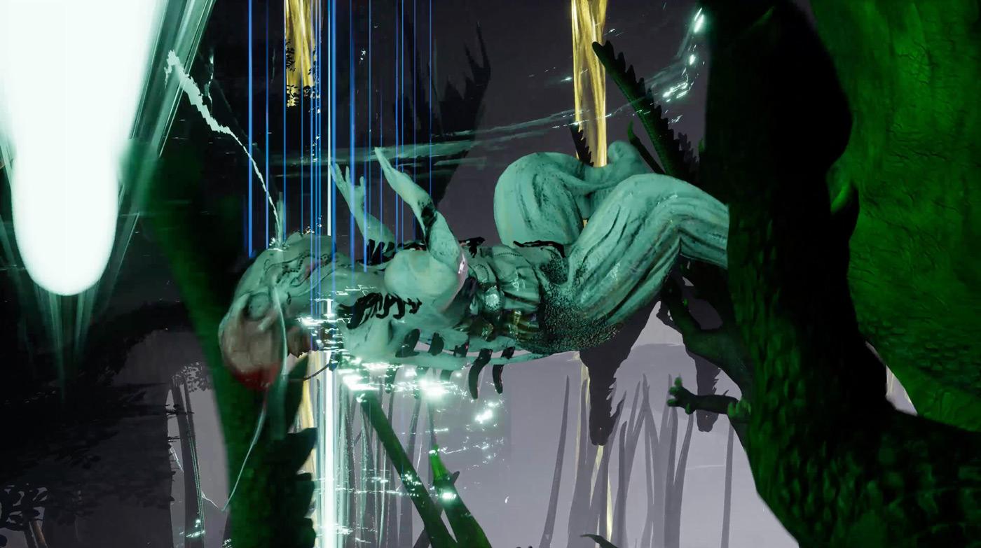 "05 collide24 second life - ""Unknown Pleasure"": Yuen Hsieh on his collaborative, virtual exhibition"
