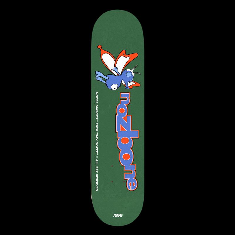 04 collide24 Camille Bourdon Arthur Nabi - Camille Bourdon and Arthur Nabi's deck designs celebrate the playfulness and funkiness of skateboard culture