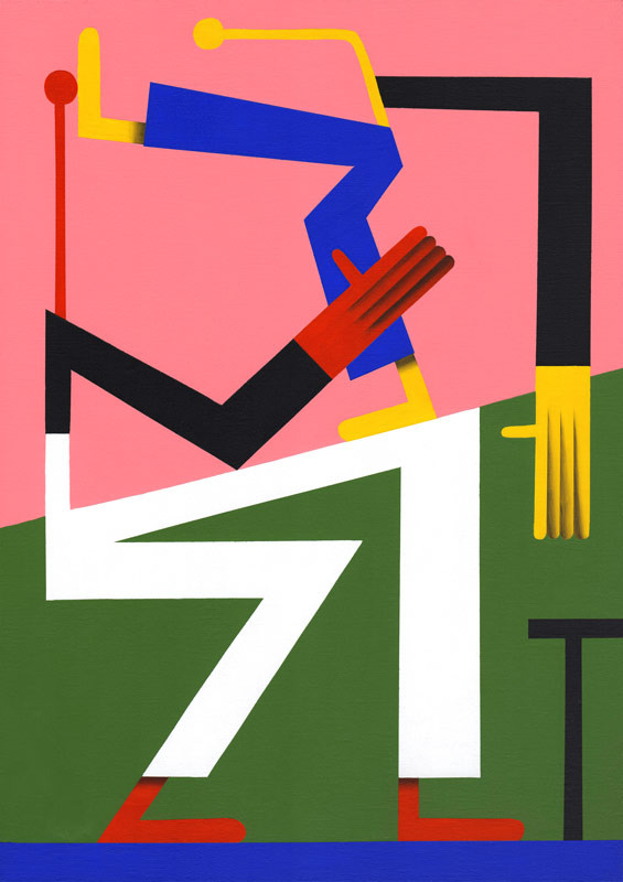 17 collide24 ZEBU - Explore the reduced, abstract and bold visual language by Zebu