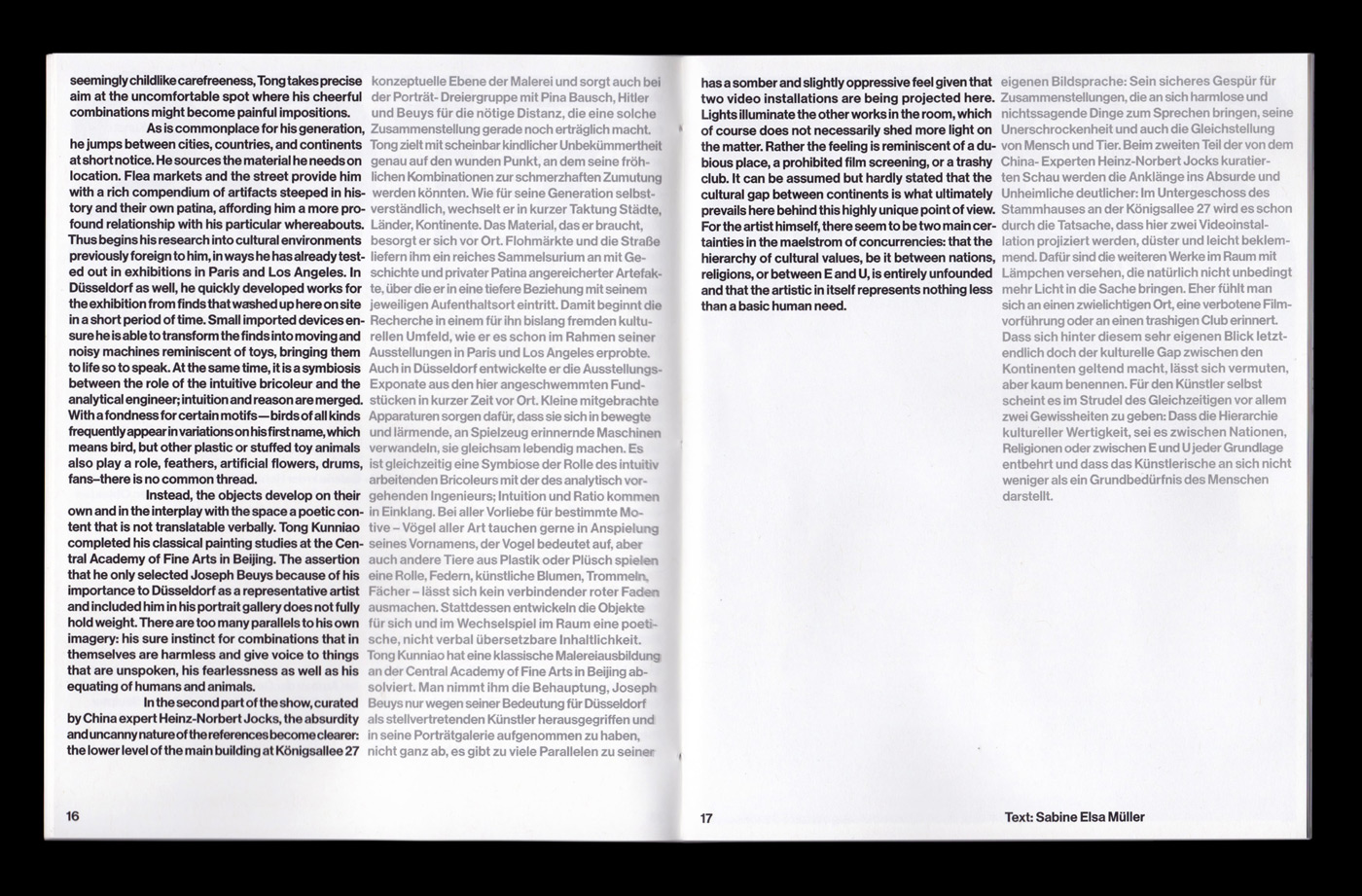 08 collide24 David Rindlisbacher Maximilian Mauracher - Maximilian Mauracher and David Rindlisbacher on their methodical and precise collaborative practice