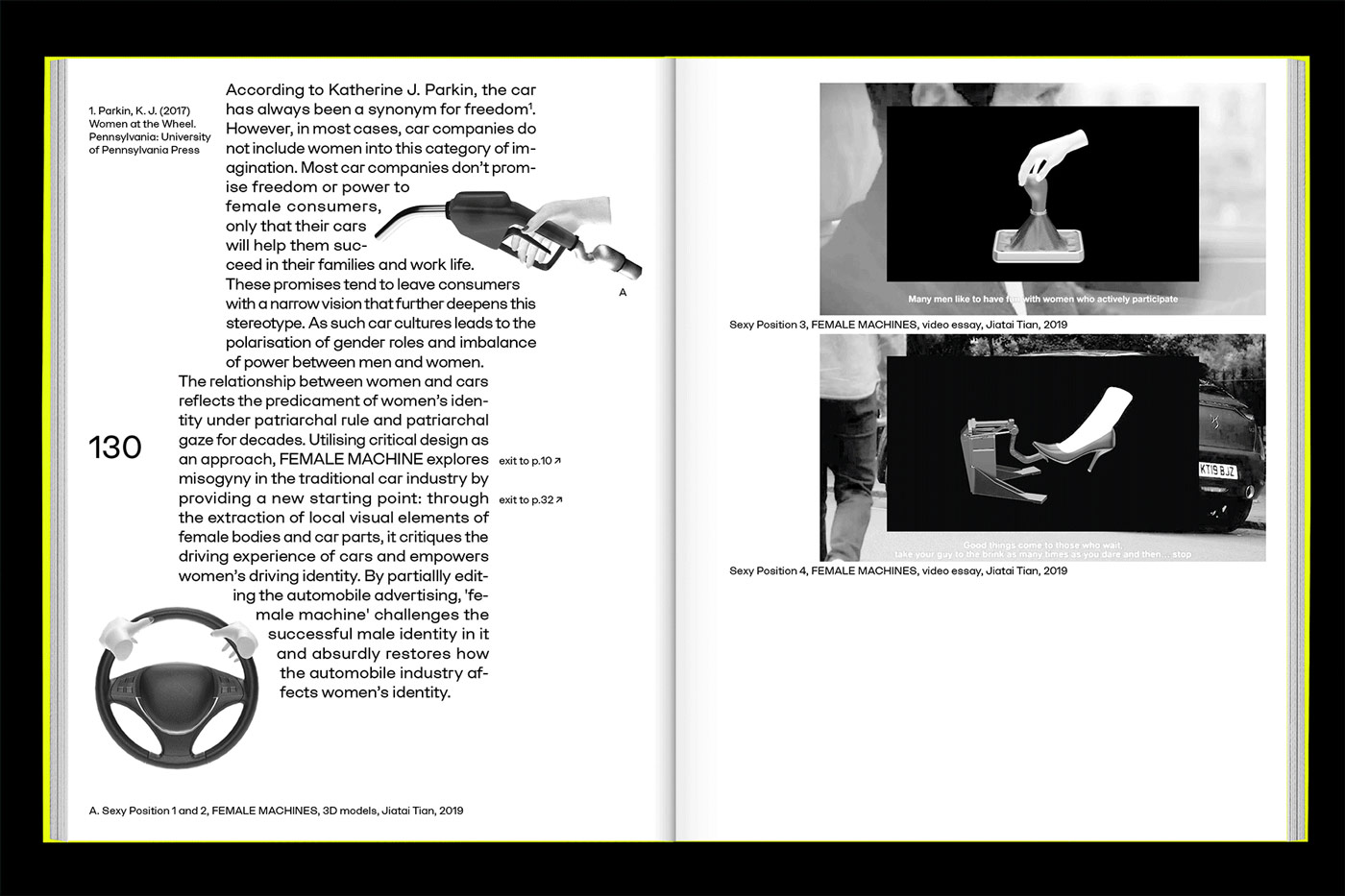 """09 collide24 a line which forms a volume - """"A Line Wich Forms a Volume 3"""" fosters collaboration between emergent and established research practices in design"""