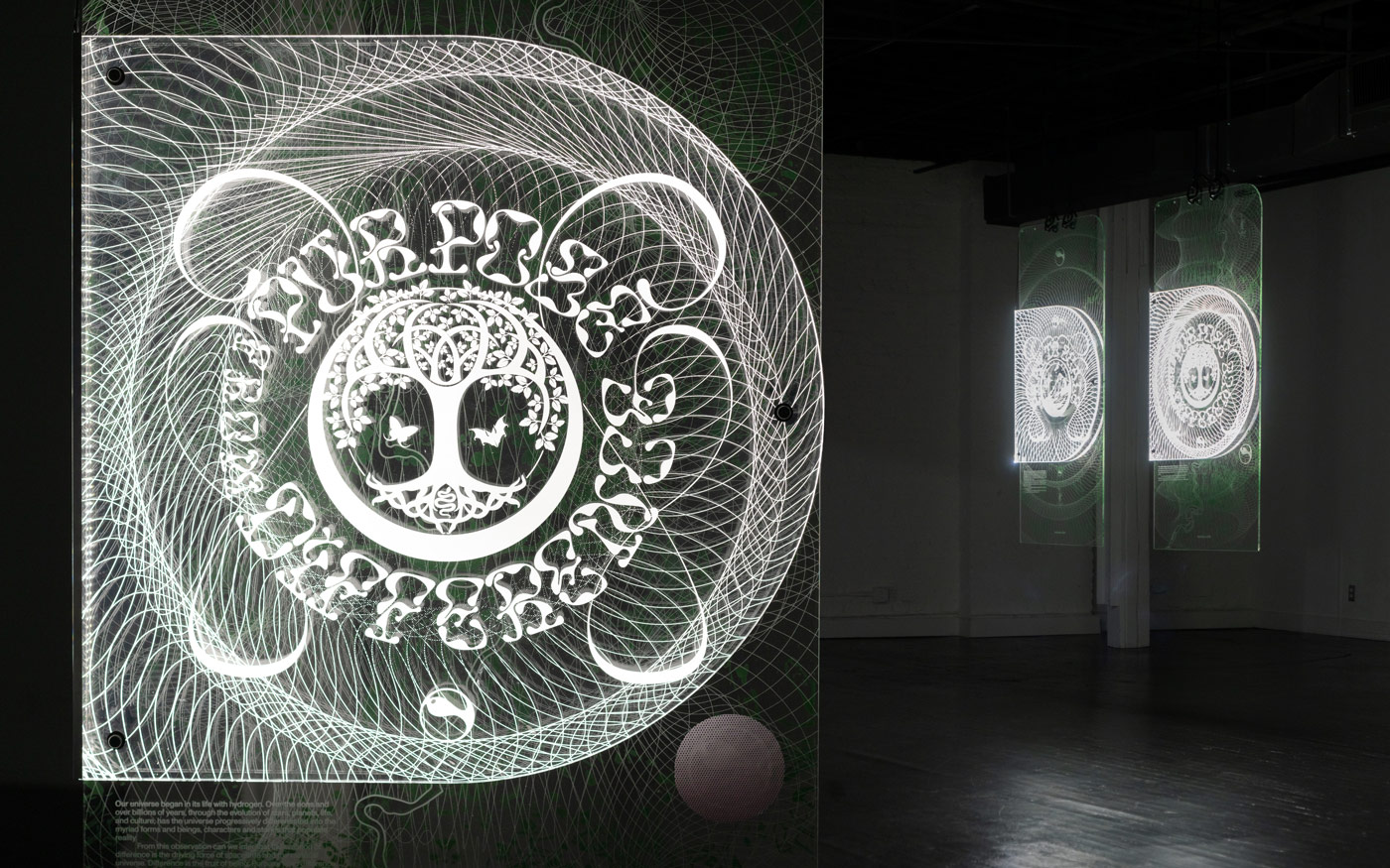 """09 collide24 Panama Papers Office Timur Si Qin - Panama Papers Office on their collaboration with artist Timur Si-Qin for his Solo-Show """"Take Me, I Love You"""" and the meaning of spirituality for the 21st century"""
