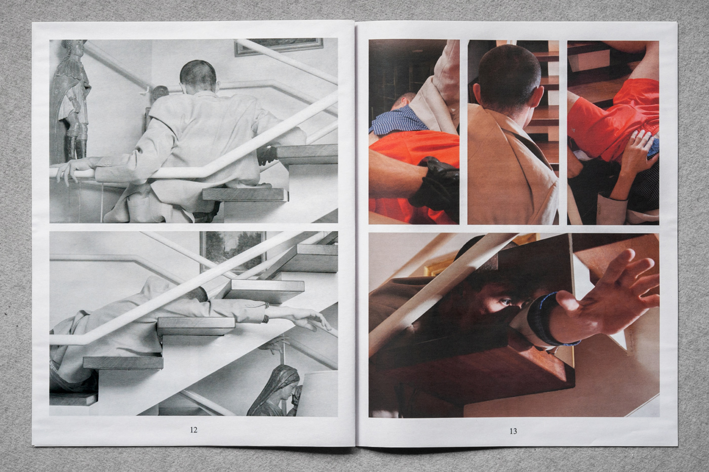 12 collide24 Europium - Europium's collaborative practice explores the relationship between photography and graphic design