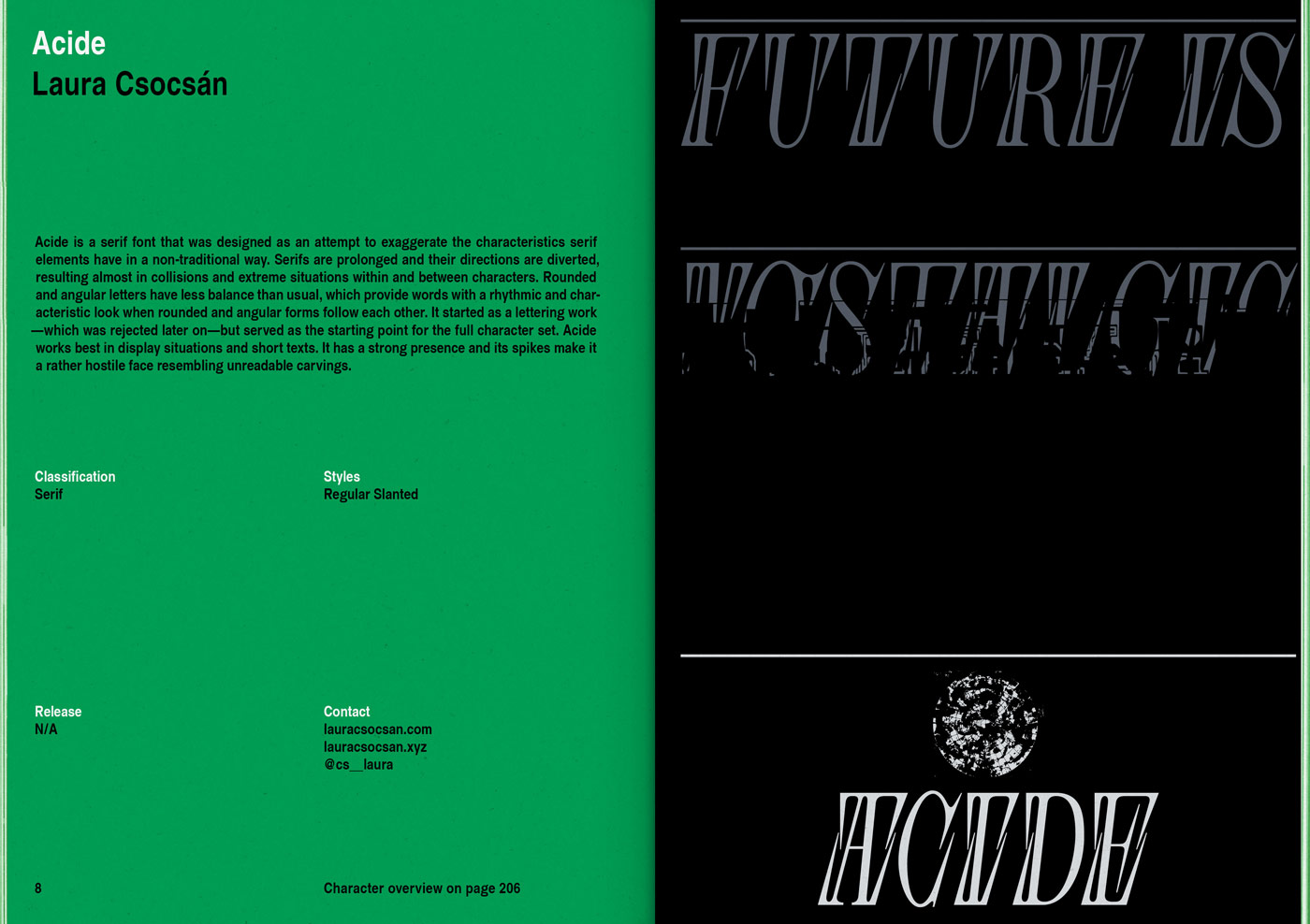 02 collide24 New Aesthetic 2 - Sophia Brinkgerd and Leonhard Laupichler celebrate the release of New Aesthetic 2, this time in collaboration with publishing house Sorry Press
