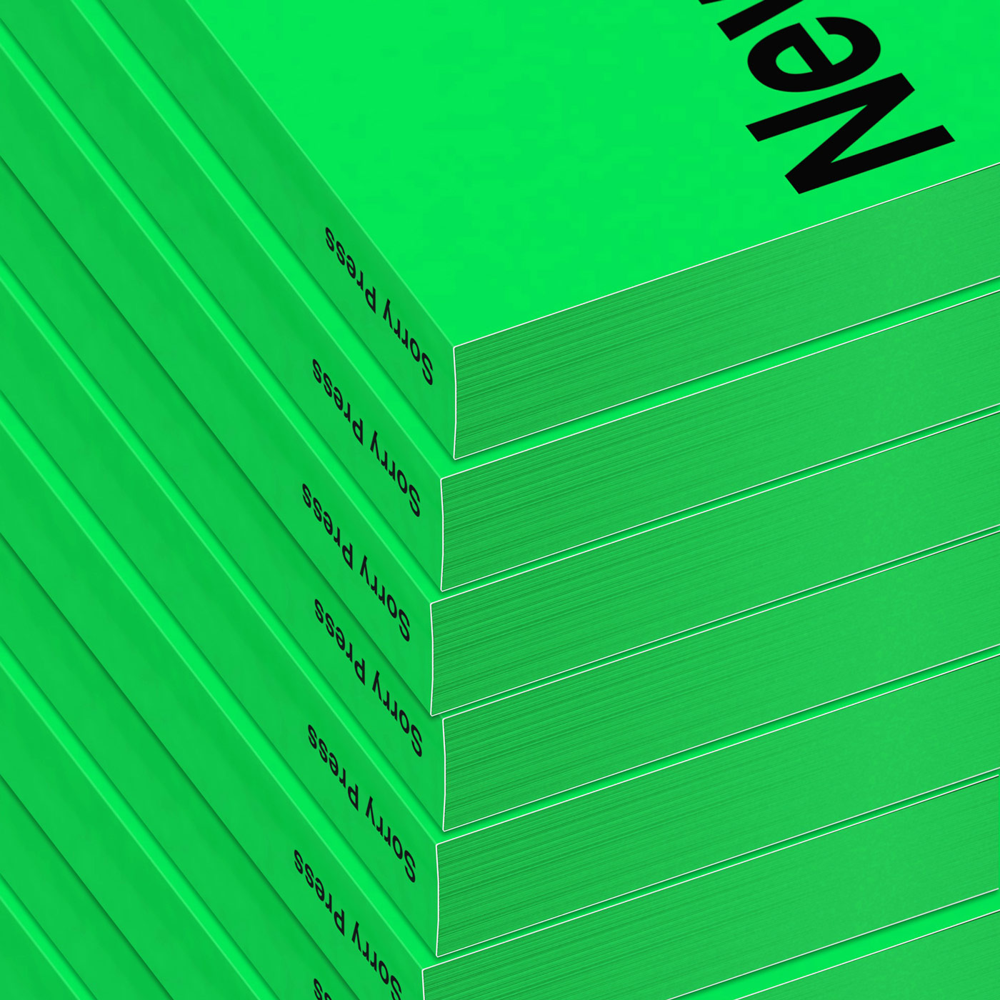 09 collide24 New Aesthetic 2 - Sophia Brinkgerd and Leonhard Laupichler celebrate the release of New Aesthetic 2, this time in collaboration with publishing house Sorry Press