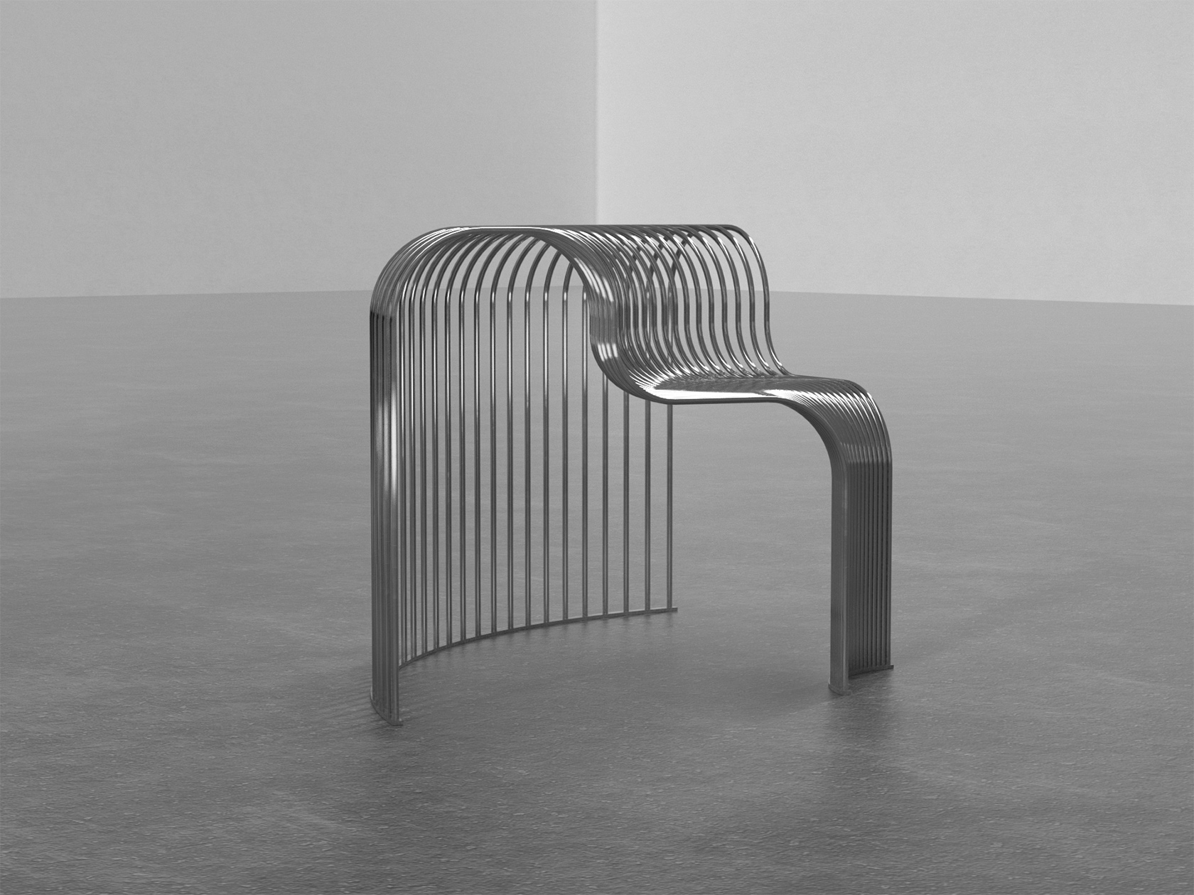 Mira Bergh and Josefin Zachrisson on Seats, a sculptural furniture system rethinking seats in the public environment