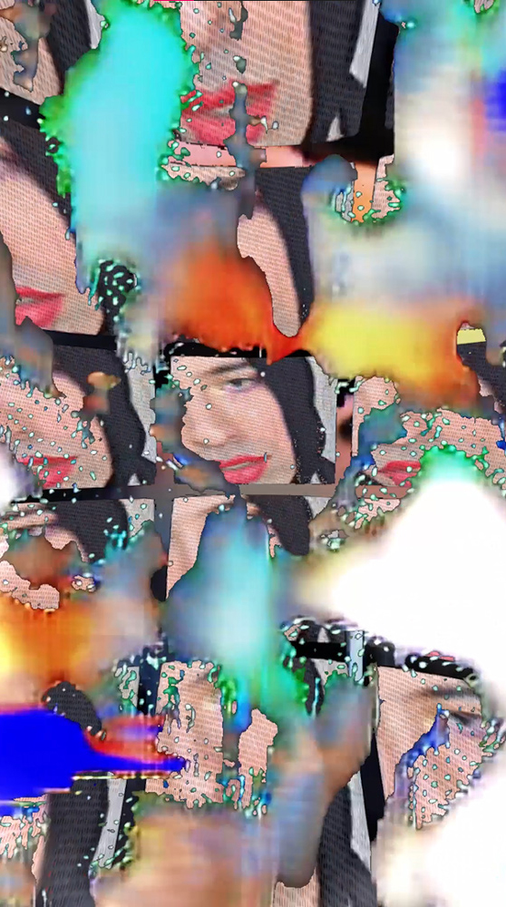 01 collide24 Juan Duarte Guilerrrmo - The music video 'Monja Rebelde' by Juan Duarte and Guillerrrmo explores the intertwinement between our online and offline worlds