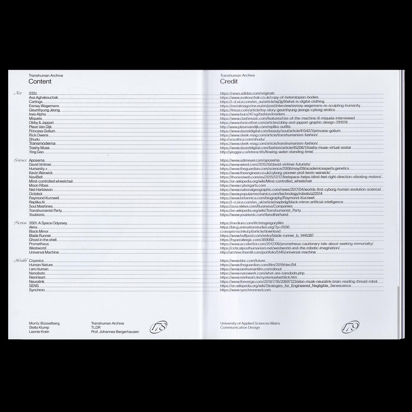 04 collide24 Transhuman Archive Stella Klump Leonie Krein Moritz Büsselberg - The book 'Transhuman Archive' by Stella Klump, Leonie Krein and Moritz Büsselberg explores the effects of transhumanism in our times