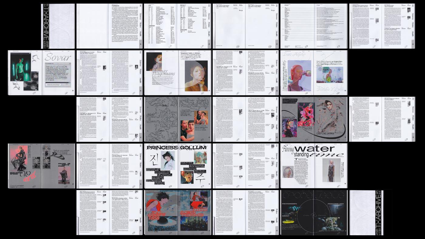 05 collide24 Transhuman Archive Stella Klump Leonie Krein Moritz Büsselberg 1 - The book 'Transhuman Archive' by Stella Klump, Leonie Krein and Moritz Büsselberg explores the effects of transhumanism in our times