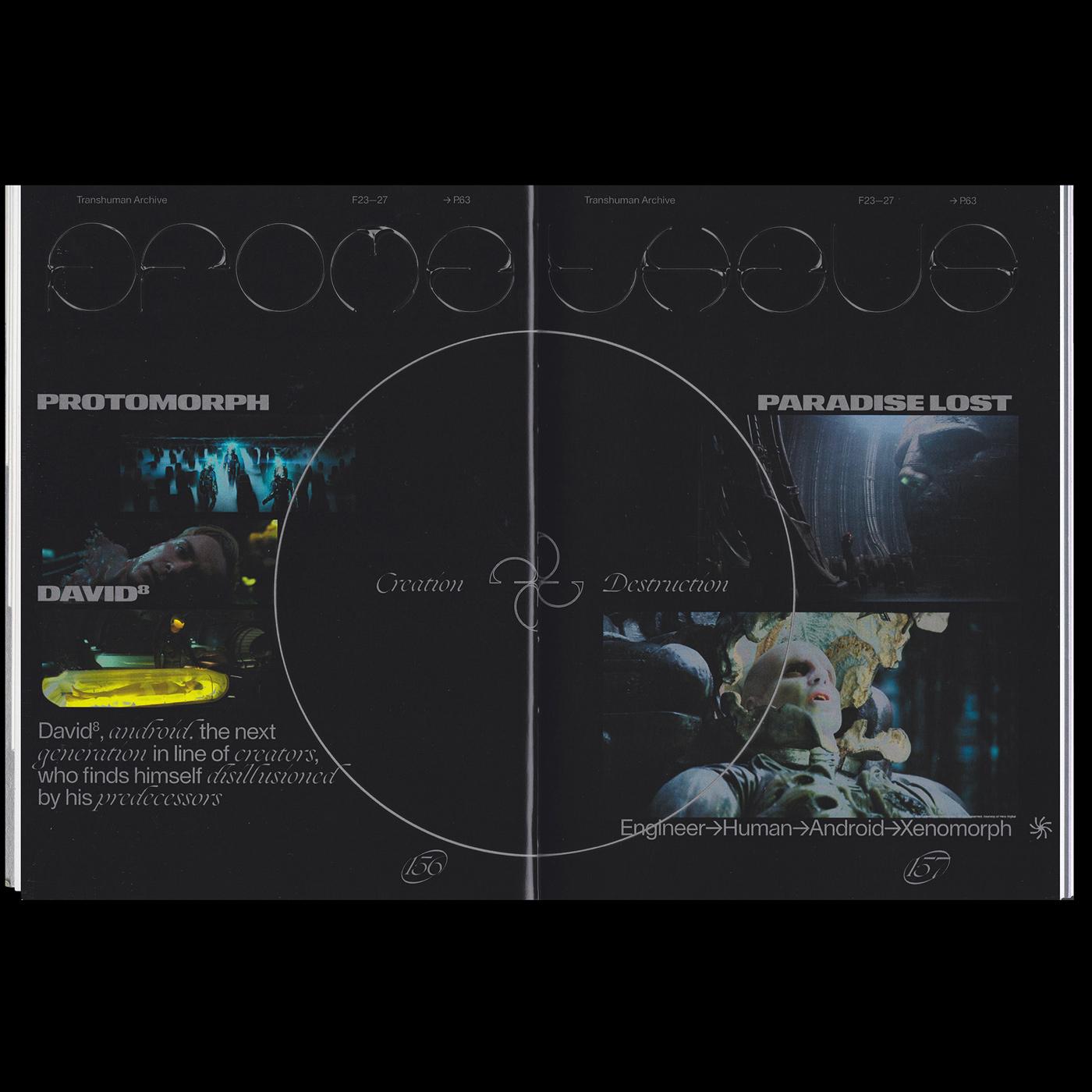 07 collide24 Transhuman Archive Stella Klump Leonie Krein Moritz Büsselberg - The book 'Transhuman Archive' by Stella Klump, Leonie Krein and Moritz Büsselberg explores the effects of transhumanism in our times