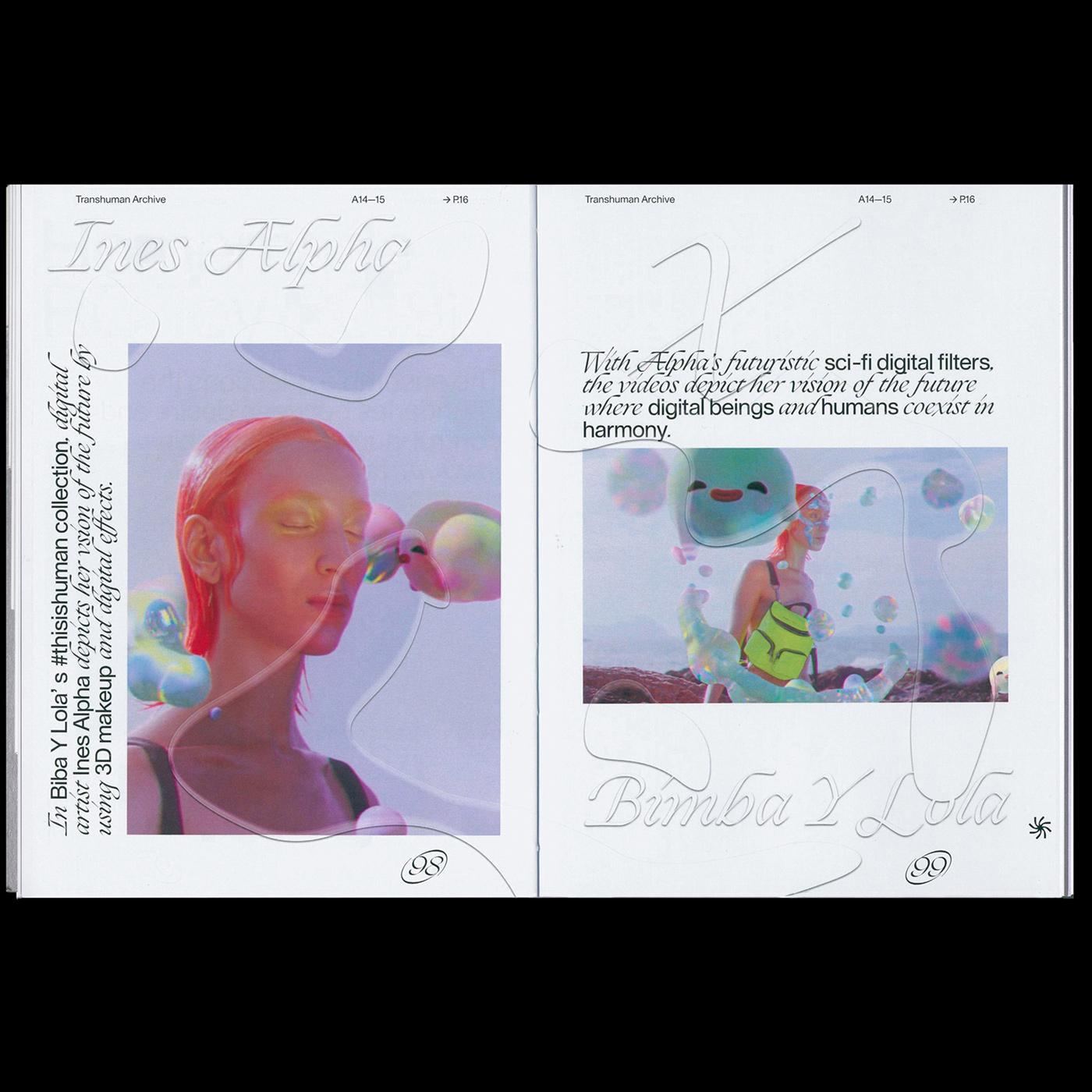 10 collide24 Transhuman Archive Stella Klump Leonie Krein Moritz Büsselberg - The book 'Transhuman Archive' by Stella Klump, Leonie Krein and Moritz Büsselberg explores the effects of transhumanism in our times