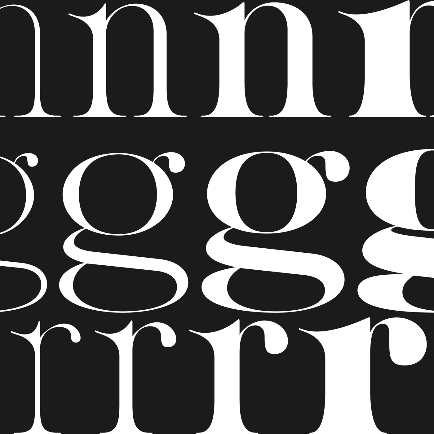 11 collide24 Lou Rainaldo Anne Dauphine Borione - The typeface 'Aliénor' by Anne-Dauphine Borione and Lou Rainaldo is a mixture of elegance and extravagance