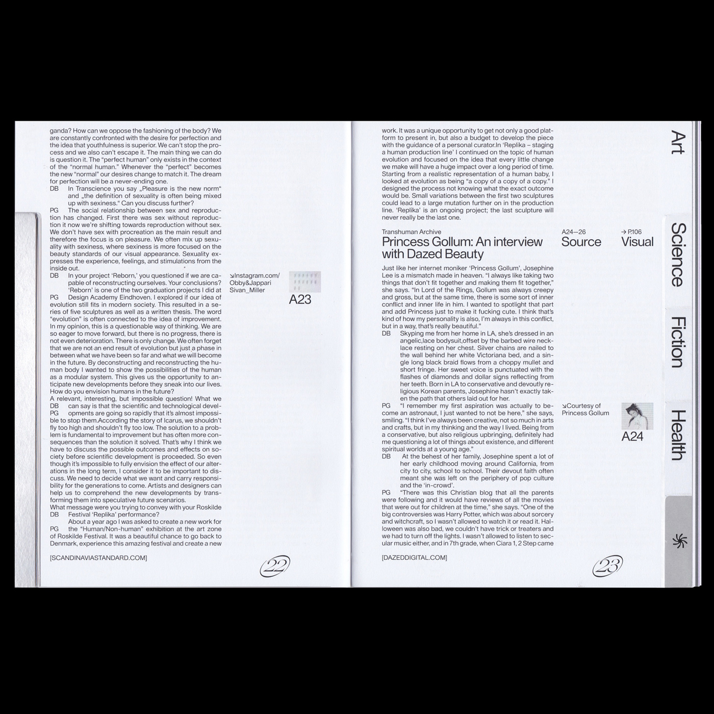 11 collide24 Transhuman Archive Stella Klump Leonie Krein Moritz Büsselberg - The book 'Transhuman Archive' by Stella Klump, Leonie Krein and Moritz Büsselberg explores the effects of transhumanism in our times
