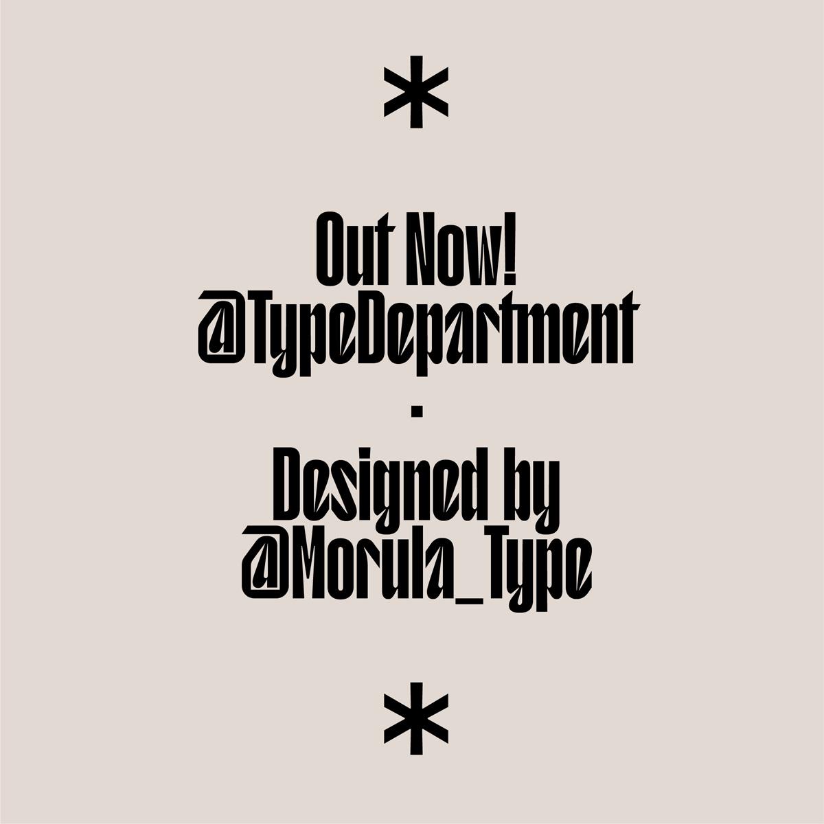 04 collide24 TYPE01 Valerio Monopoli - Valerio Monopoli and TYPE01 release their typeface Korium, a contemporary sans with angular shapes and a badass attitude