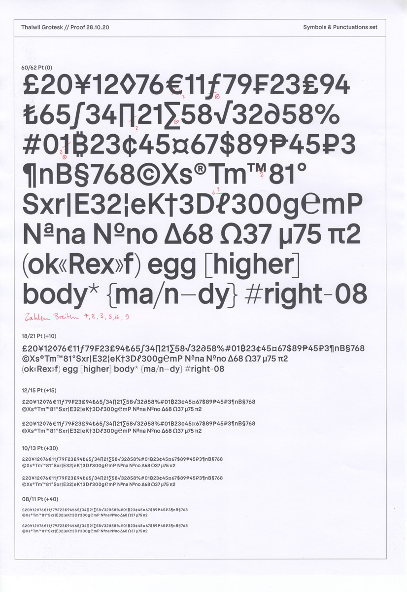 02 collide24 Raphael Jérôme Schmitt Fabio Furlani - Raphael Jérôme Schmitt and Fabio Furlani on 'Thalwil Grotesk', a typeface inspired by the old letterings on the signs at Swiss railway stations