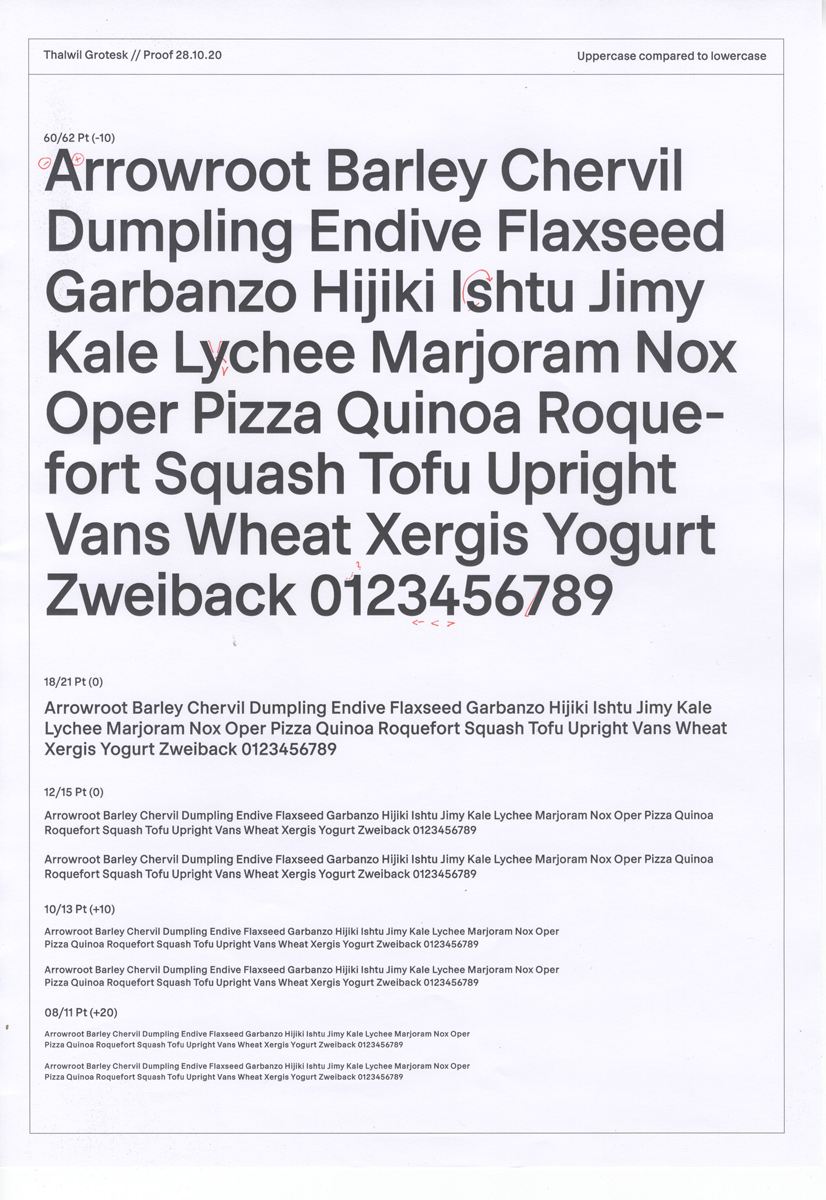 03 collide24 Raphael Jérôme Schmitt Fabio Furlani - Raphael Jérôme Schmitt and Fabio Furlani on 'Thalwil Grotesk', a typeface inspired by the old letterings on the signs at Swiss railway stations